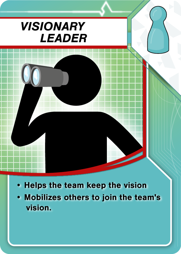 Visionary Leader Card